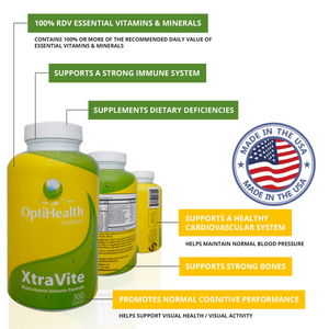 XtraVite - Isotonic Essential MultiVitamin