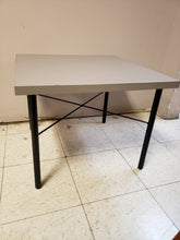 Item #417: Herman miller table