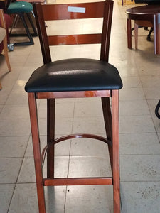 Item #71: barstool with arms