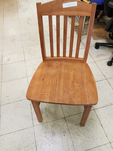 Item #307: community dining chair
