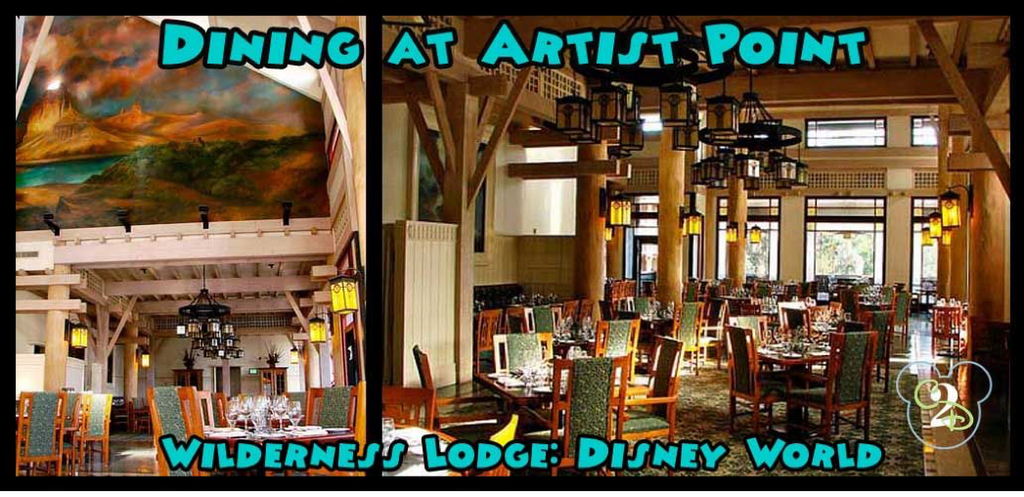 ARTIST POINT—DISNEY'S WILDERNESS LODGE