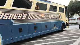 Disney's Magical Express Service