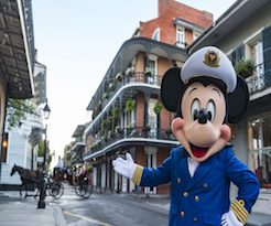 Disney Cruise Line WONDER heads to New Orleans in 2020