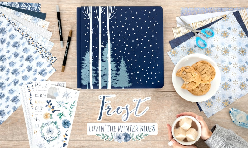 CREATIVE MEMORIES | FROST COLLECTION