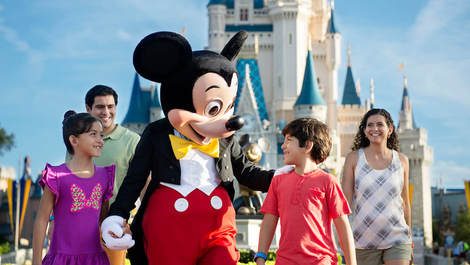 New Electronic Itinerary for Walt Disney Travel Company-FLPackages