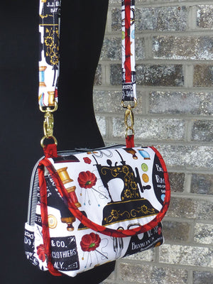 Hip Bag Hybrid Sewing Pattern