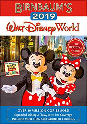 Birnbaum's 2019 Walt Disney World: The Official Guide (Birnbaum Guides) Paperback – September 18, 2018