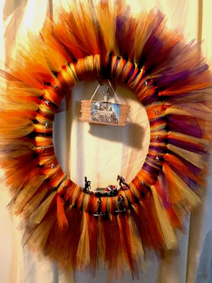Galaxy of the Guardians Tulle Wreath