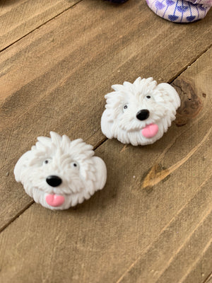 Adorable Dog Post Earrings