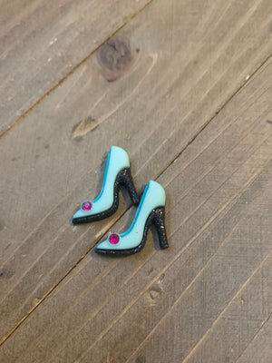 Fashionable High heel  Post Earrings that special shoe