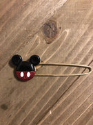 MIckey Mouse Gold Pin