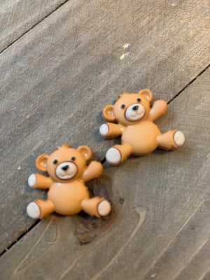 Cute, Cuddly Bear Earrings (5 to choose from)
