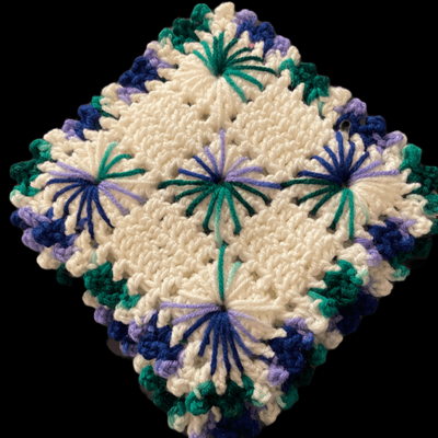 Crocheted Hot Pads/Trivets
