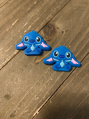 Stitch Post Earrings