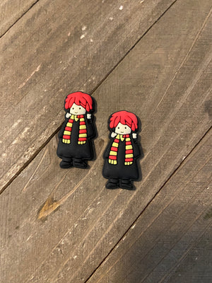Harry Potter's Ron Weasley Post Earrings