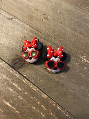 Disney Vacation Collection Post Earrings (4 different earrings to choose from)