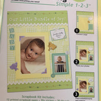 Baby Girl--Boy Scrapbooking Bundle --Online Garage Sale--