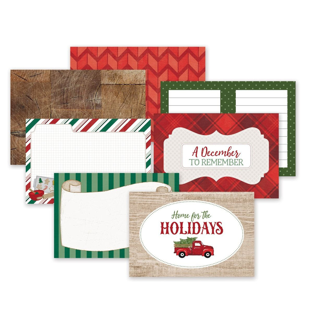 Creative Memories Christmas Spirit Variety Mat Pack
