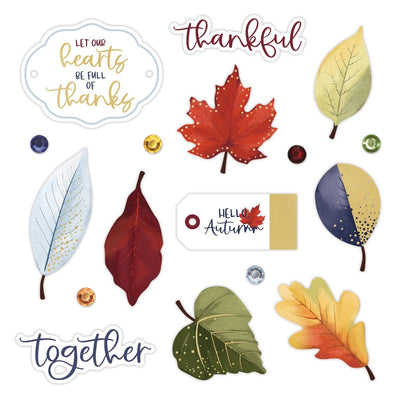 Creative Memories Hello Autumn Embellishments