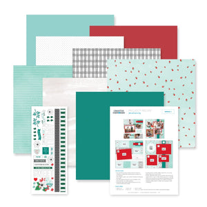 Creative Memories NSD 2020 Project Recipe Kit