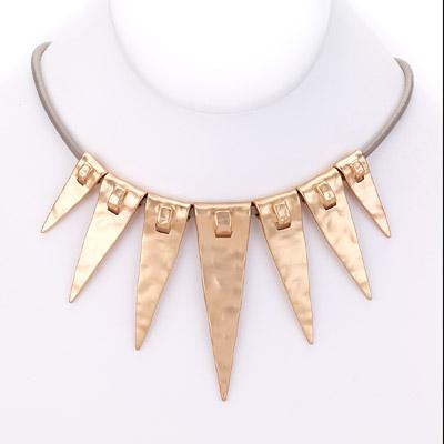Multi Spikes Necklace - Final Sale
