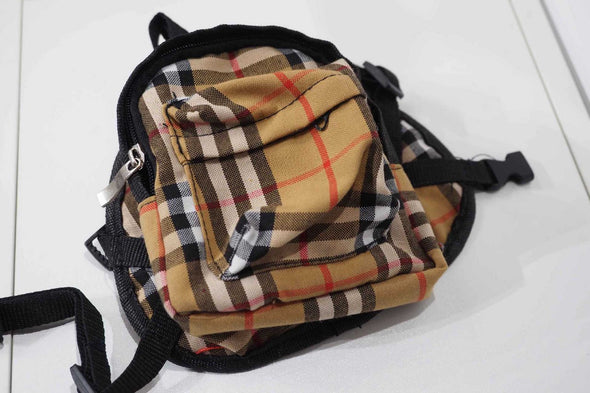 Burberry Secure the Bag Swaggy Backpack