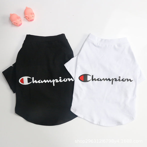 Champion King of all Kings Summer Drip Tee
