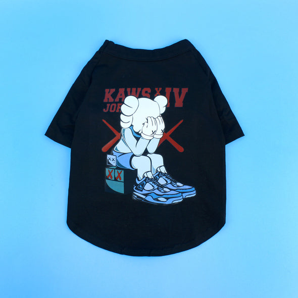 Kaws Graphic Summer Crying Tee