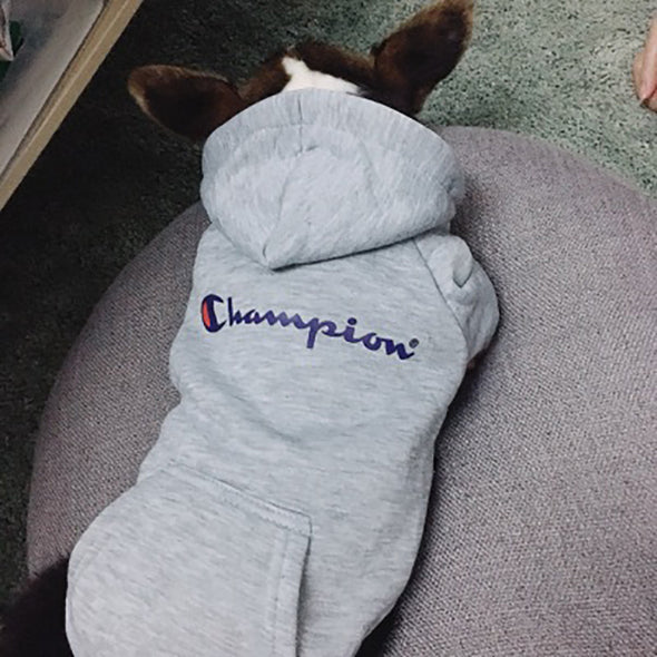 Champup Classic Button up Hoodie (LIMITED EDITION)