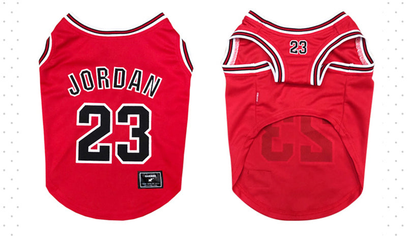outlet store 8ca86 ac9f9 Chicago Bulls Jordan 23 Doggo Classic Jersey -