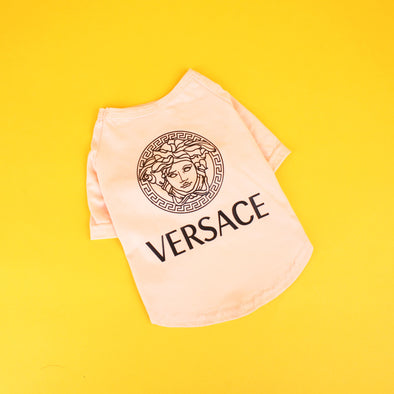 Versace Dogs Miami Vice Summer Tee