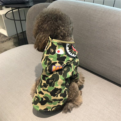 New Arrival's Stylish Dog Hoodie Sweatshirt