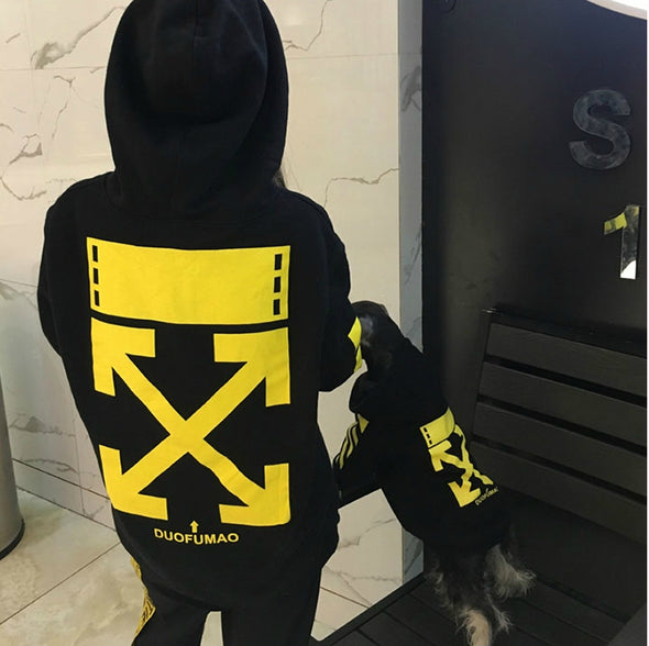 Off-white Yellow Box Swag Hoodie (HOT ITEM!)
