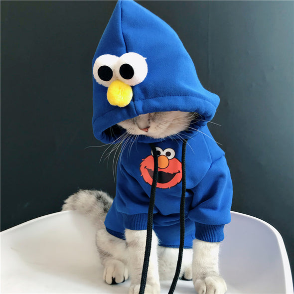 Hand Made  Dog Hoodies Spring Autumn Winter classy
