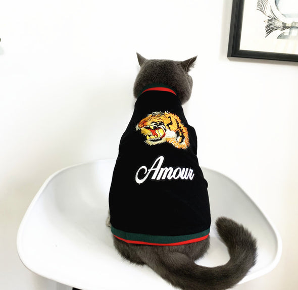 Amour Drip Throwback Sweater (LIMITED EDITION)