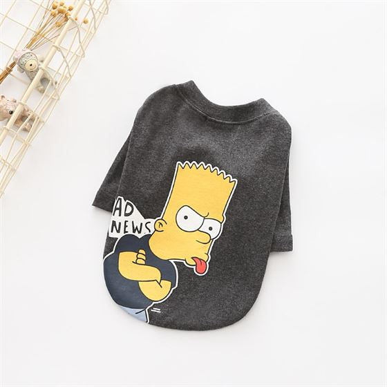 Bart Simpson Bad News Hoodie (HOT ITEM!!)