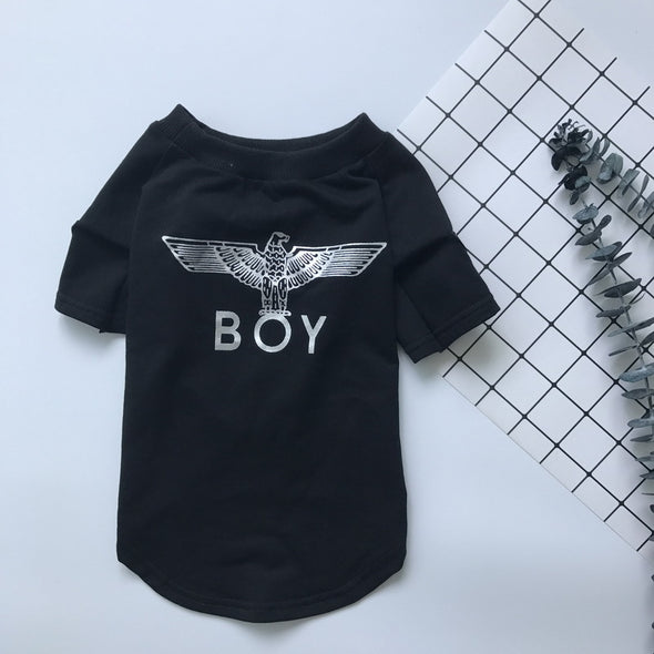 Boy Summer on Lock Tee