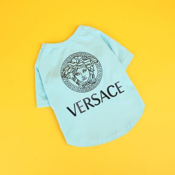 Versace Dog Miami Vice Summer Tee