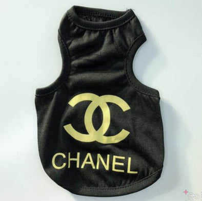 New Hot Chanel Vest & T-Shirt
