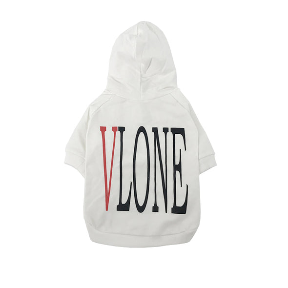 Vlone Ultra Swag White Hoodie (HOT ITEM!)