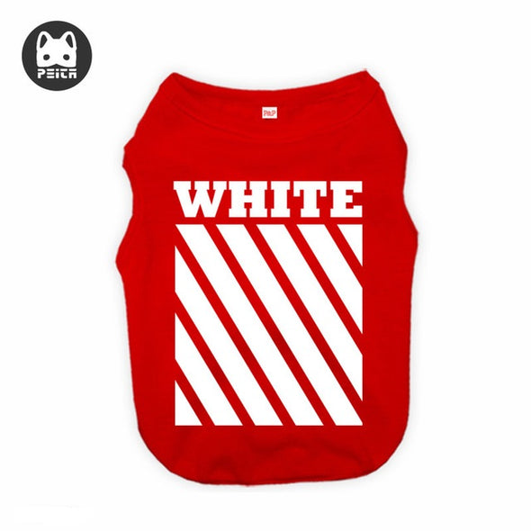 Off-white Serious Summer Drip Tanktop