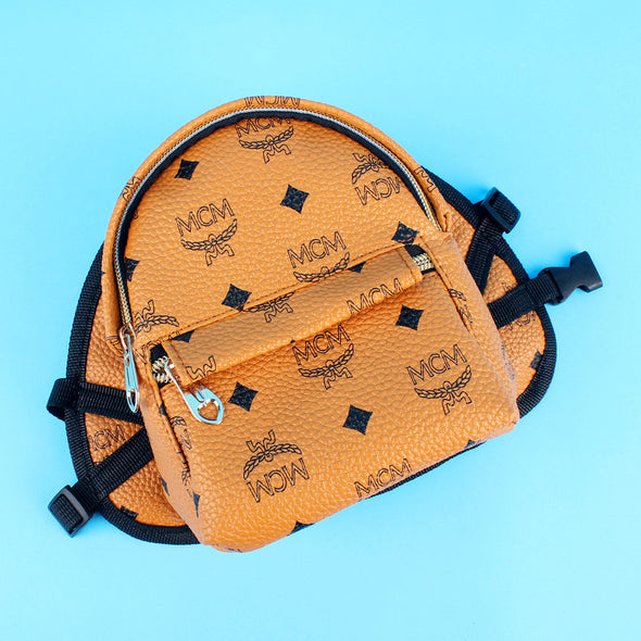 MCM Flyest Summer ever Backpack for Dogs (LIMITED EDITION)