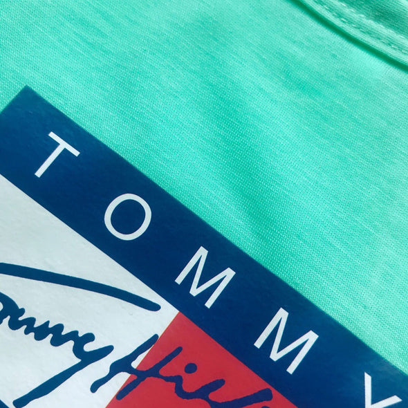 Tommy-Pup Spring Time Throwback Shirt