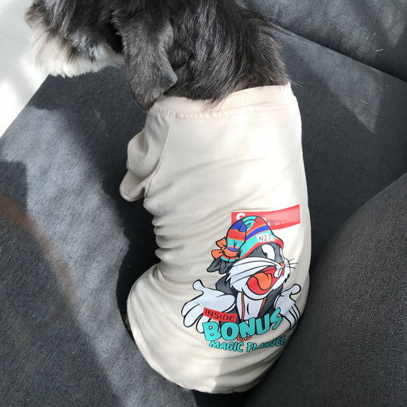 Bugs Bunny WhatSup Puppy Tee  (HOT ITEM)