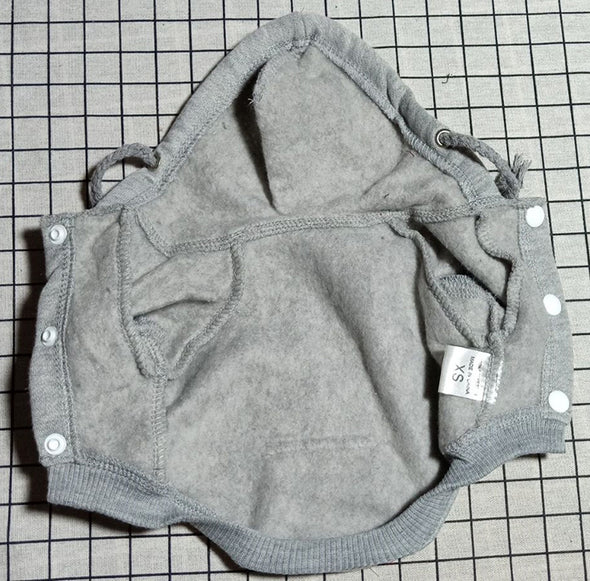 Jordan Pupreme Button up Classic Hoodie