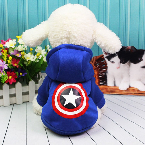 Captain America & Hello Kitty Swaggy Hoodies (HOT ITEM!)