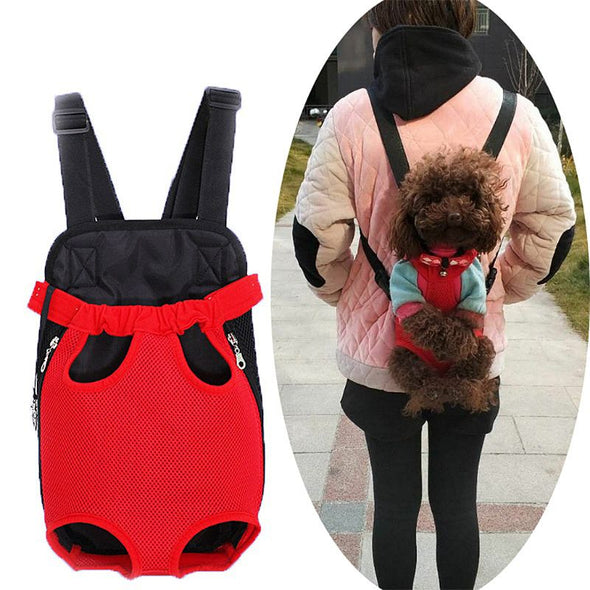 Doggy Backpack for Hikes and Travel