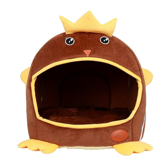 Cutesy Doggy Swag Pet House