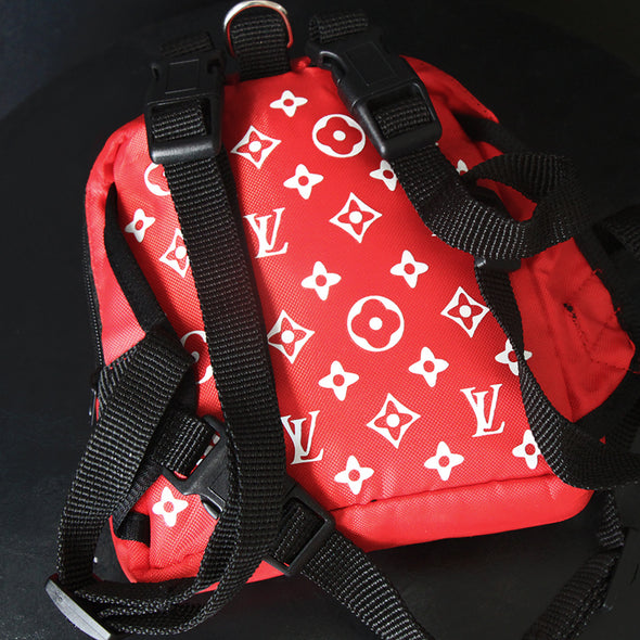 Supreme LV Doggy Swag Collab Backpack (HOT ITEM)