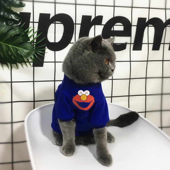 Supreme LV Elmo Drip Sweater (HOT ITEM!)
